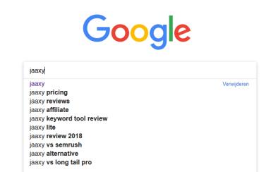 Jaaxy google