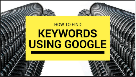 How to find good keywords