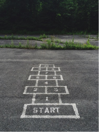 Start with a website