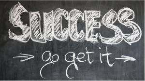 Succes, go get it!