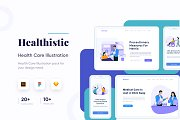 Healthcare Illustration Bundle