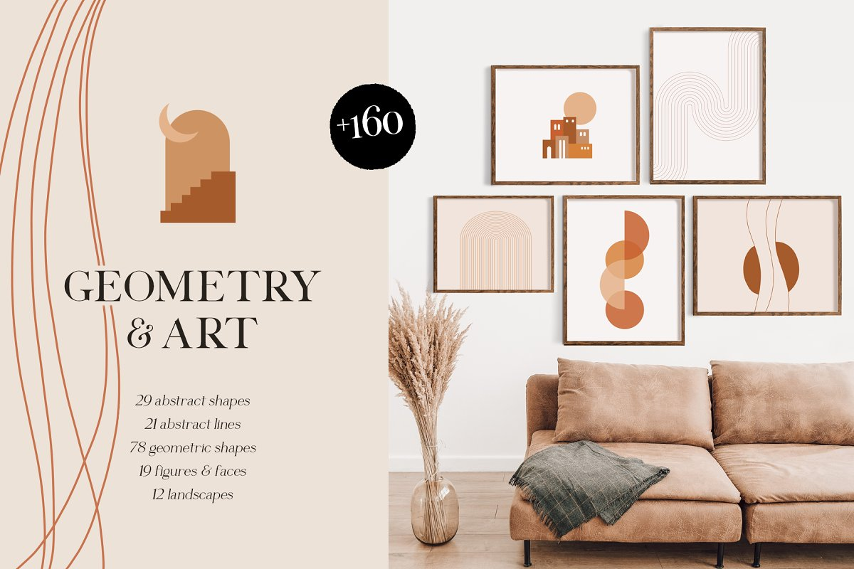 Geometry & Art | Abstract Art