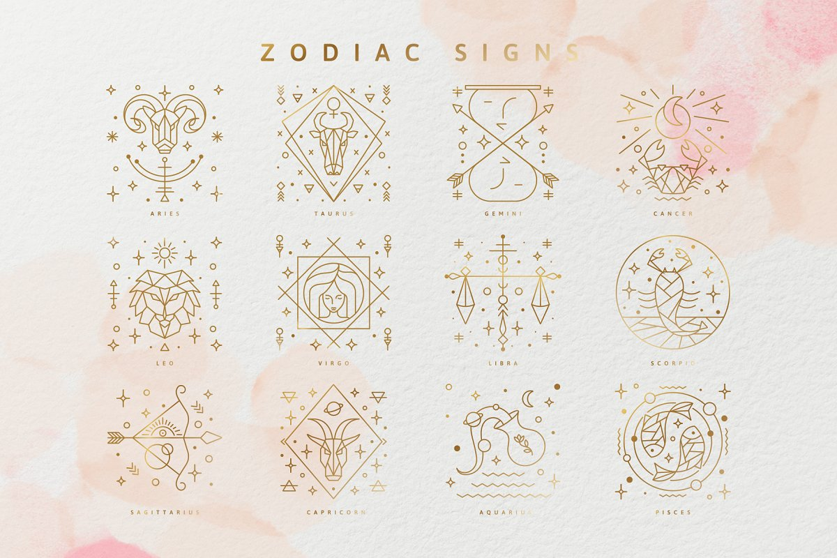 Zodiac Signs and Constellations
