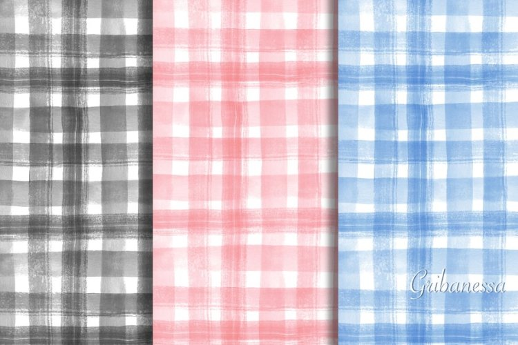 Seamless patterns. Small set